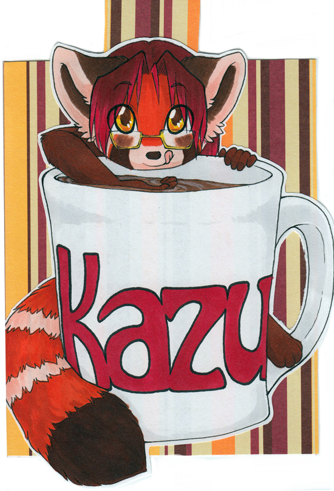 [Badge] Coffee Thief!