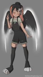 Patreon Reward - Rei