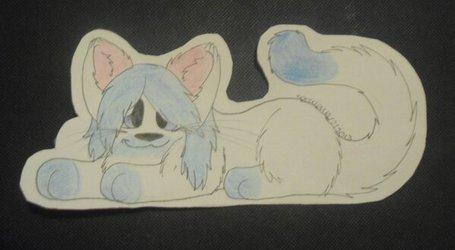 Chibi for Glynt The Cat