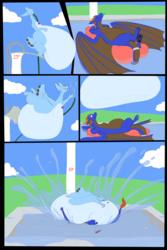 Splat! by Saphiros