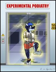Commission: Door Stopper
