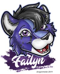 Failyn Badge