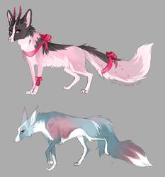 Valentine Foxes [1/2 OPEN]