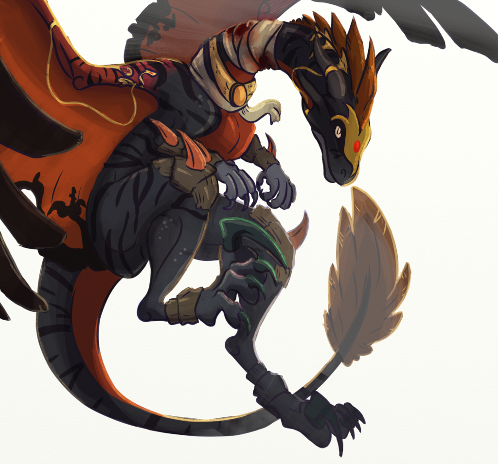Most recent image: Raising Claws