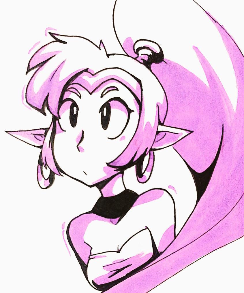 Shantae!