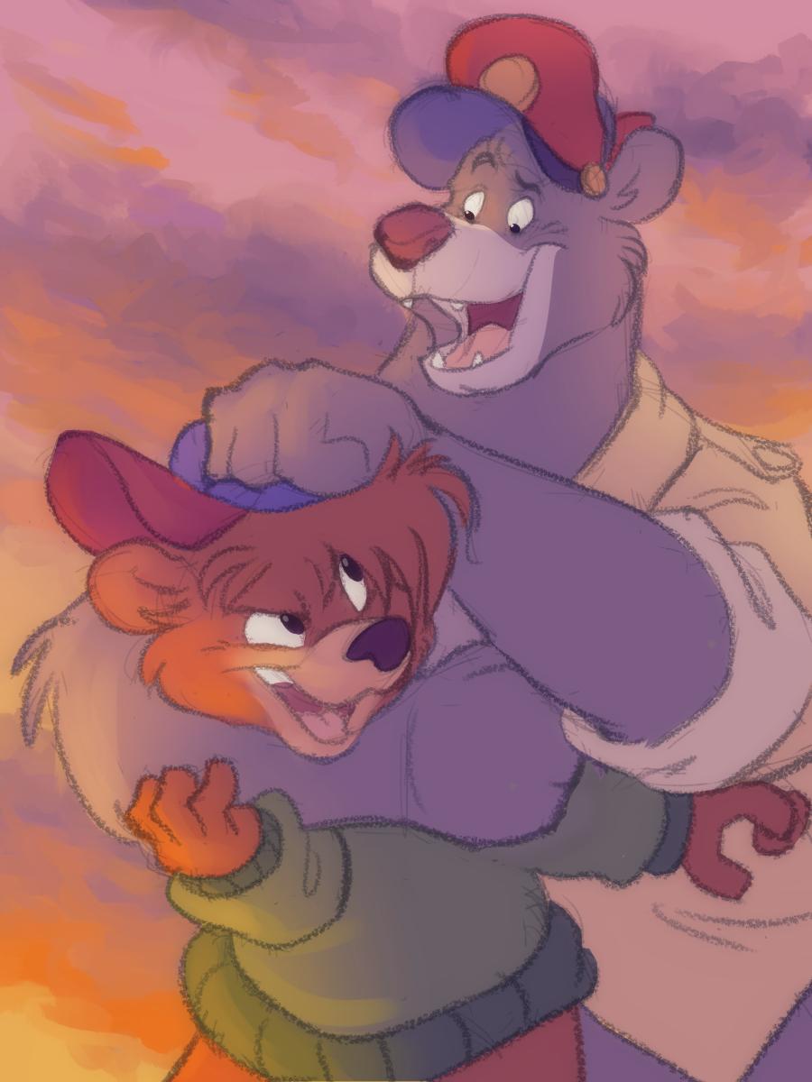 Kit & Baloo