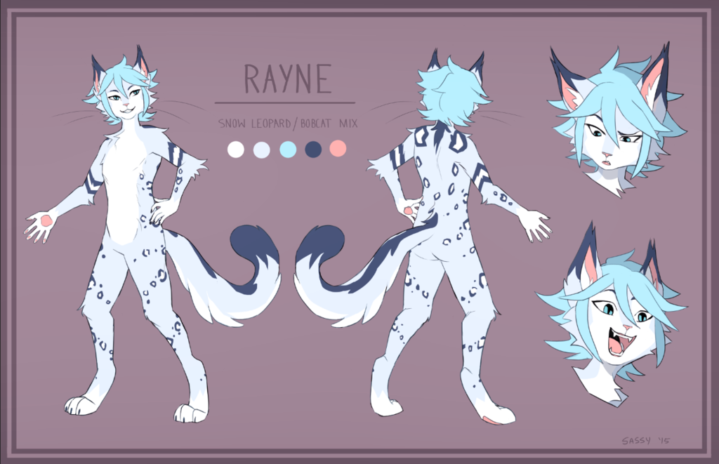 Rayne Ref Sheet