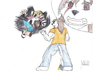 Rinji vs Schmucky Cover Art - Final Part