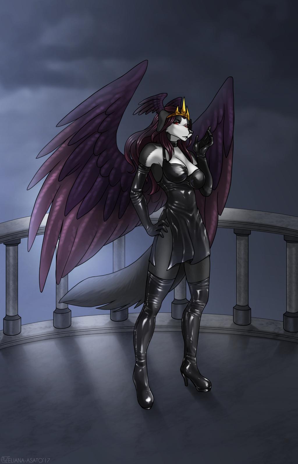 Most recent image: Queen Admaria by Eliana Asato