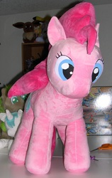 Old pattern Pinkie Pie plush commission