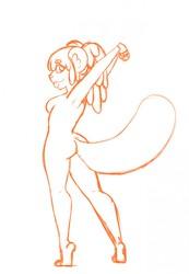 wip - nana stretch