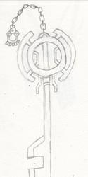Unnamed Keyblade Design
