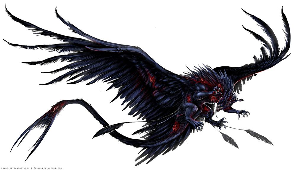 Erebus - Dragonslayer - Harvuul