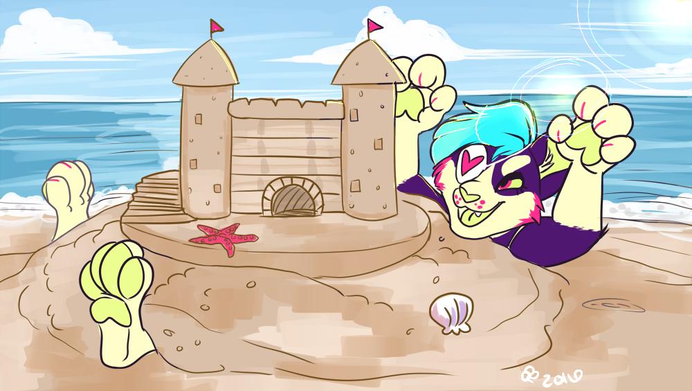 Sand Castle Siege