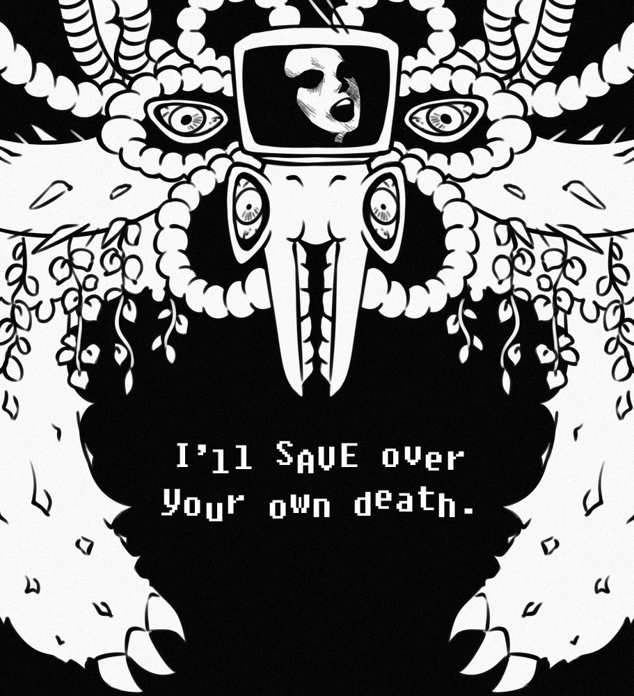 Your Old Friend... [Undertale Spoilers]