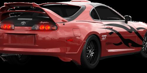 Toyota Supra shot 3