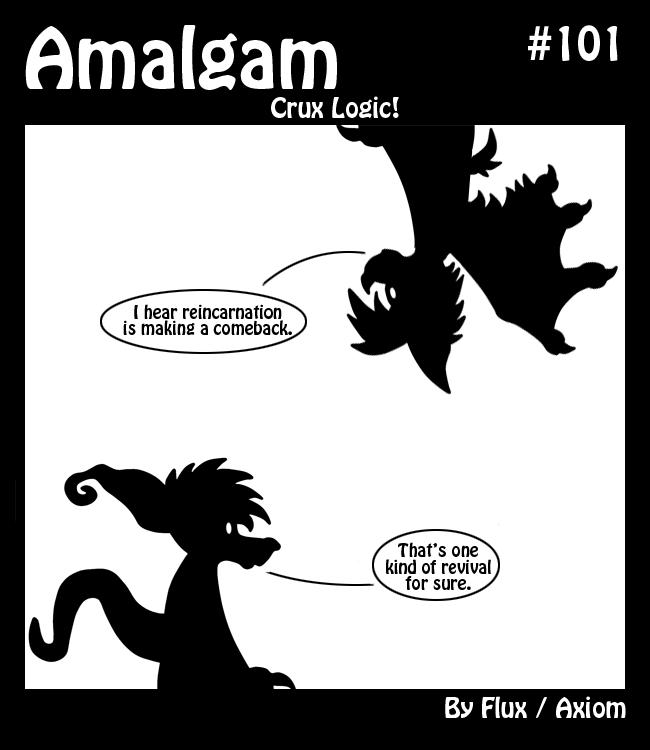 Amalgam #101
