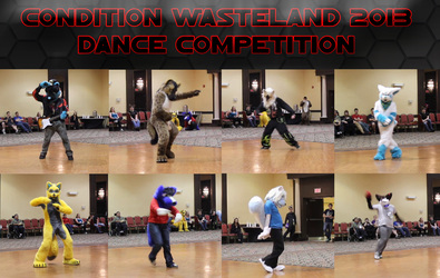 Condition Wasteland Dance Competition Videos + Shoe Tossing