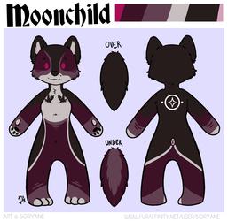 Moonchild - Mini Ref