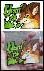Nym Badge 2015