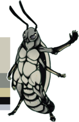 [A] Ghostly Beetle Adopt - OPEN