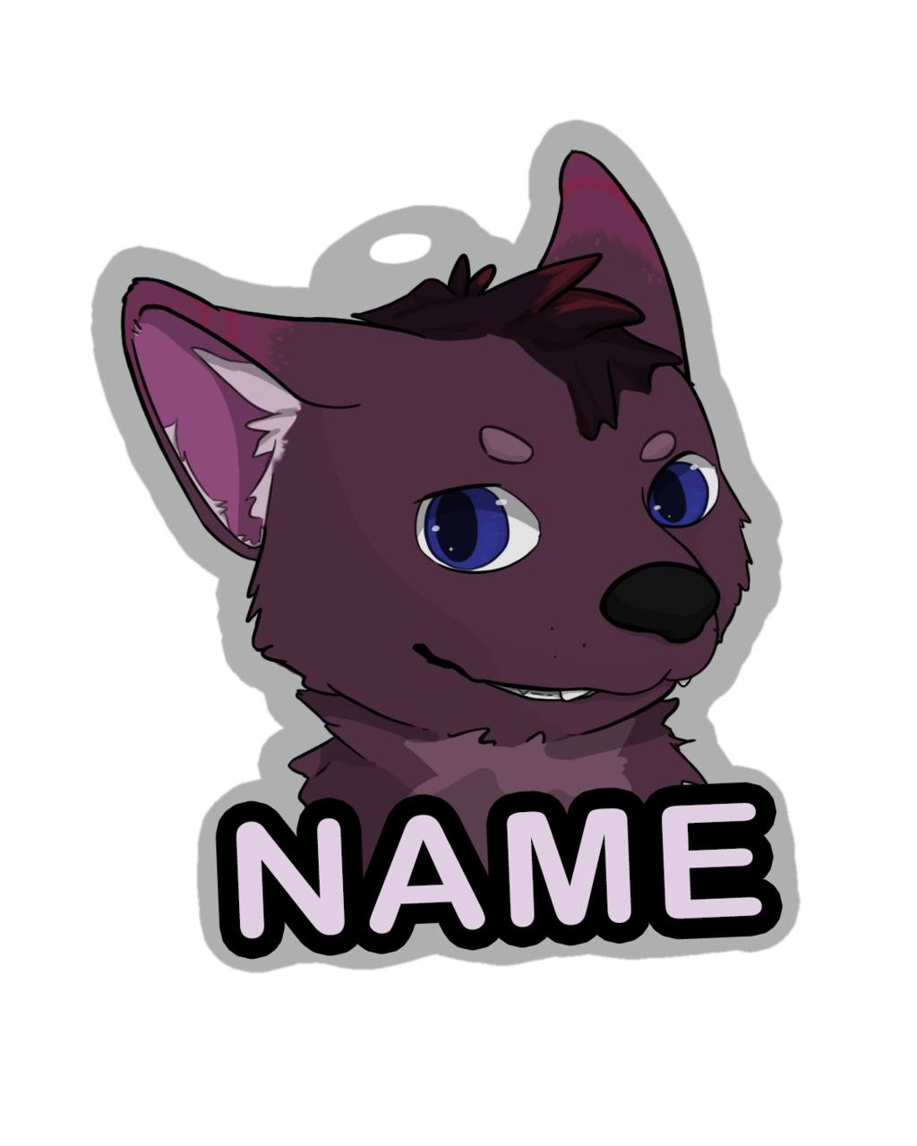Most recent image: Badge Example