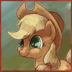 Applejack Scrunchface