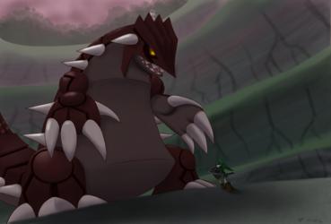 Skyward Sword: Pokemon Style