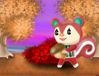 Animal Crossing- Go Nuts