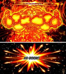 Supernova Burst