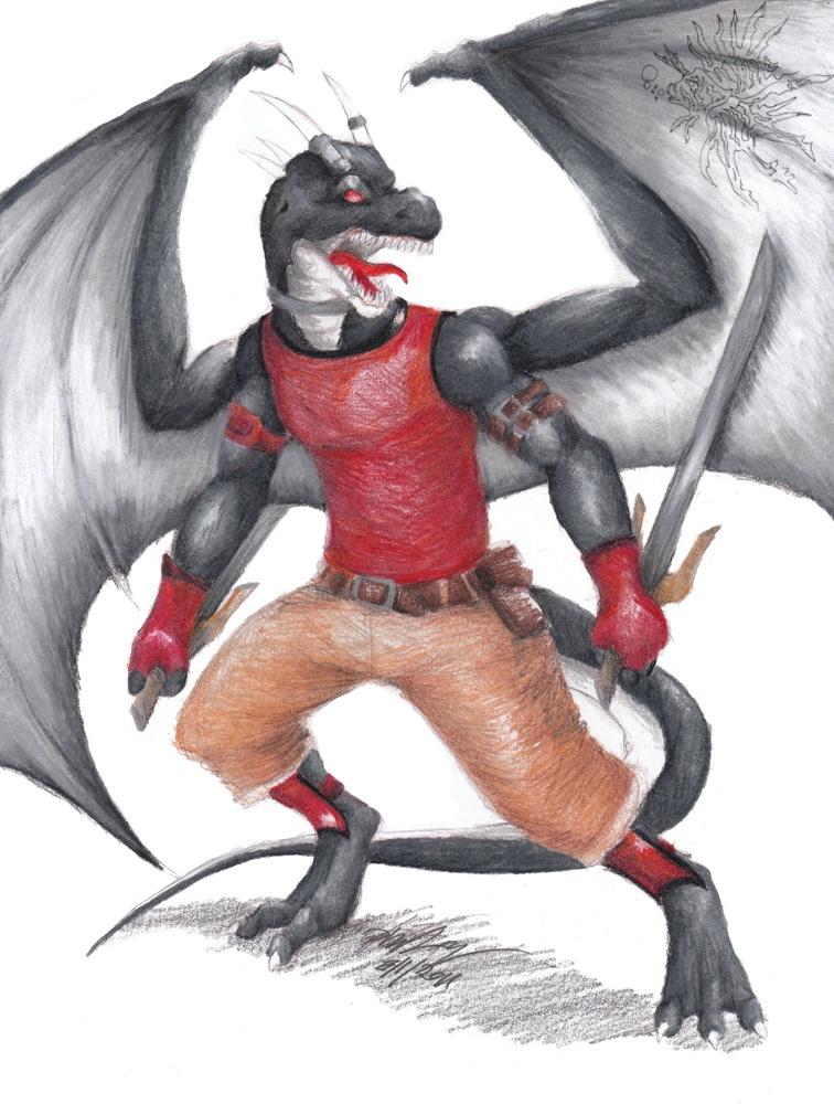 Battle Roar by Ageaus