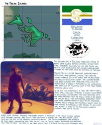 Aluria - Trilyn Islands