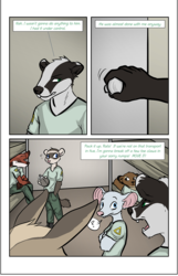 Of Tunnel Rats and Badgers - Ch. 3, Back at the Barracks - P.2