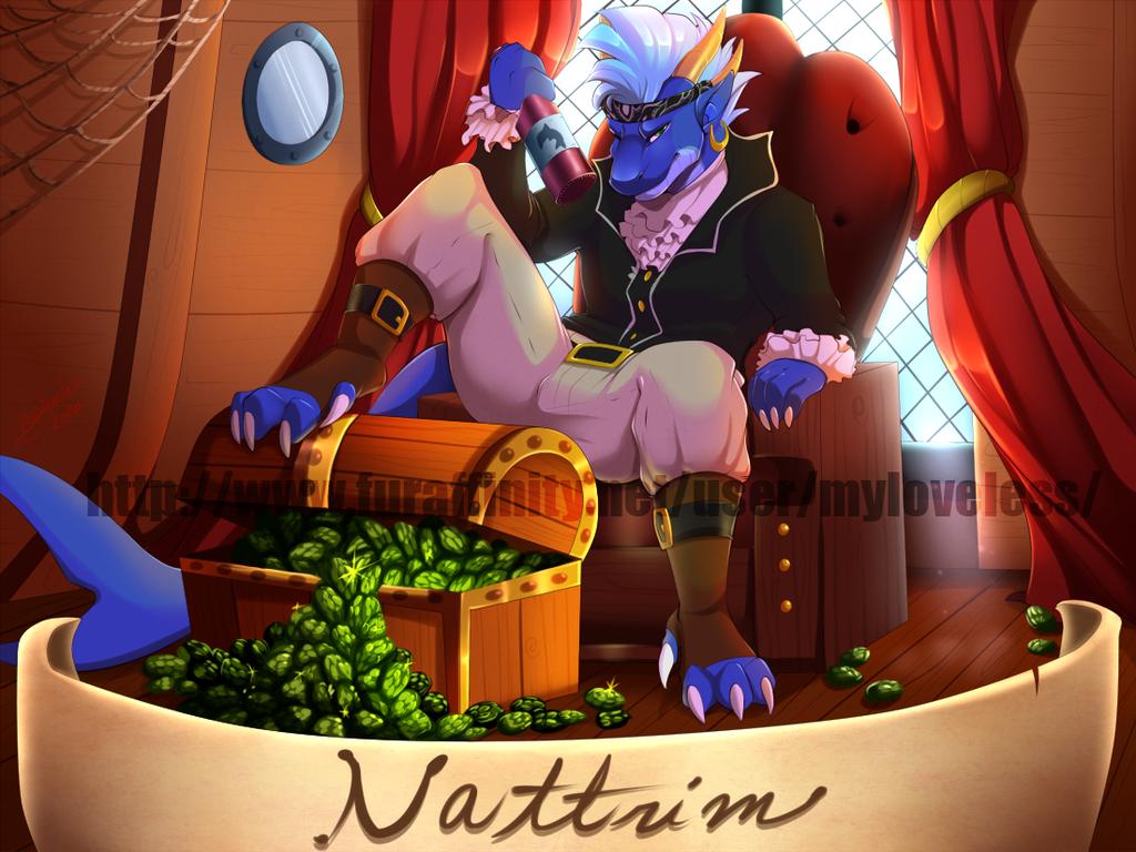 [Com] Nattrim - Hops of Treasure