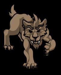Sabercat Battle Graphic (RMXP)