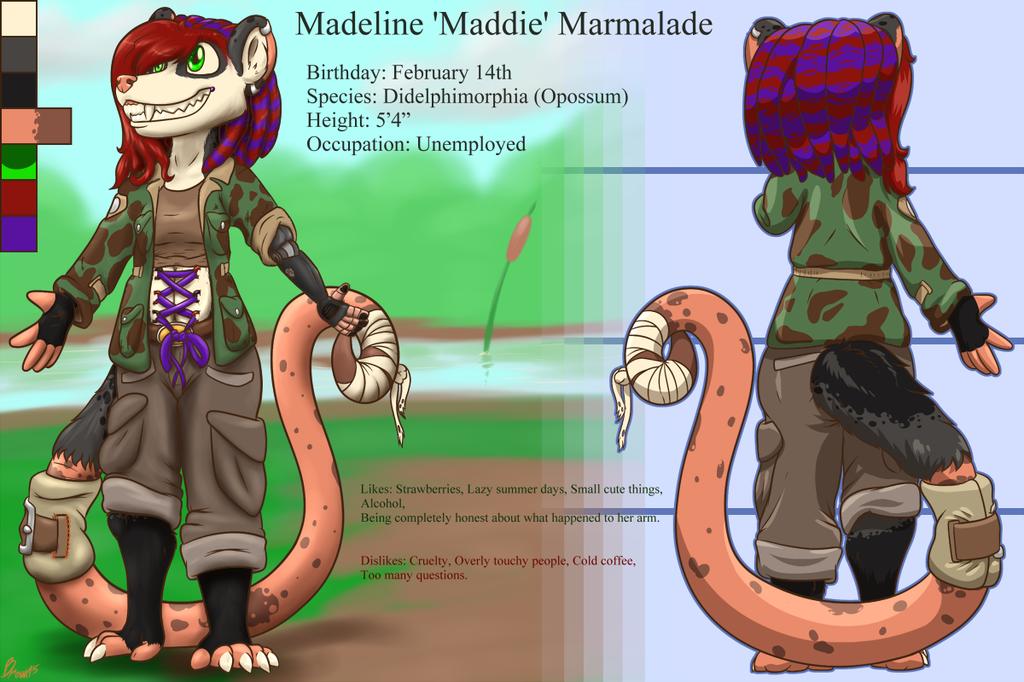 Maddie~ [C]