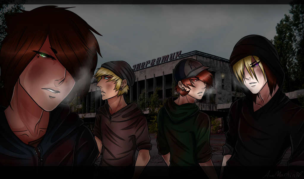 The Outcast Boys