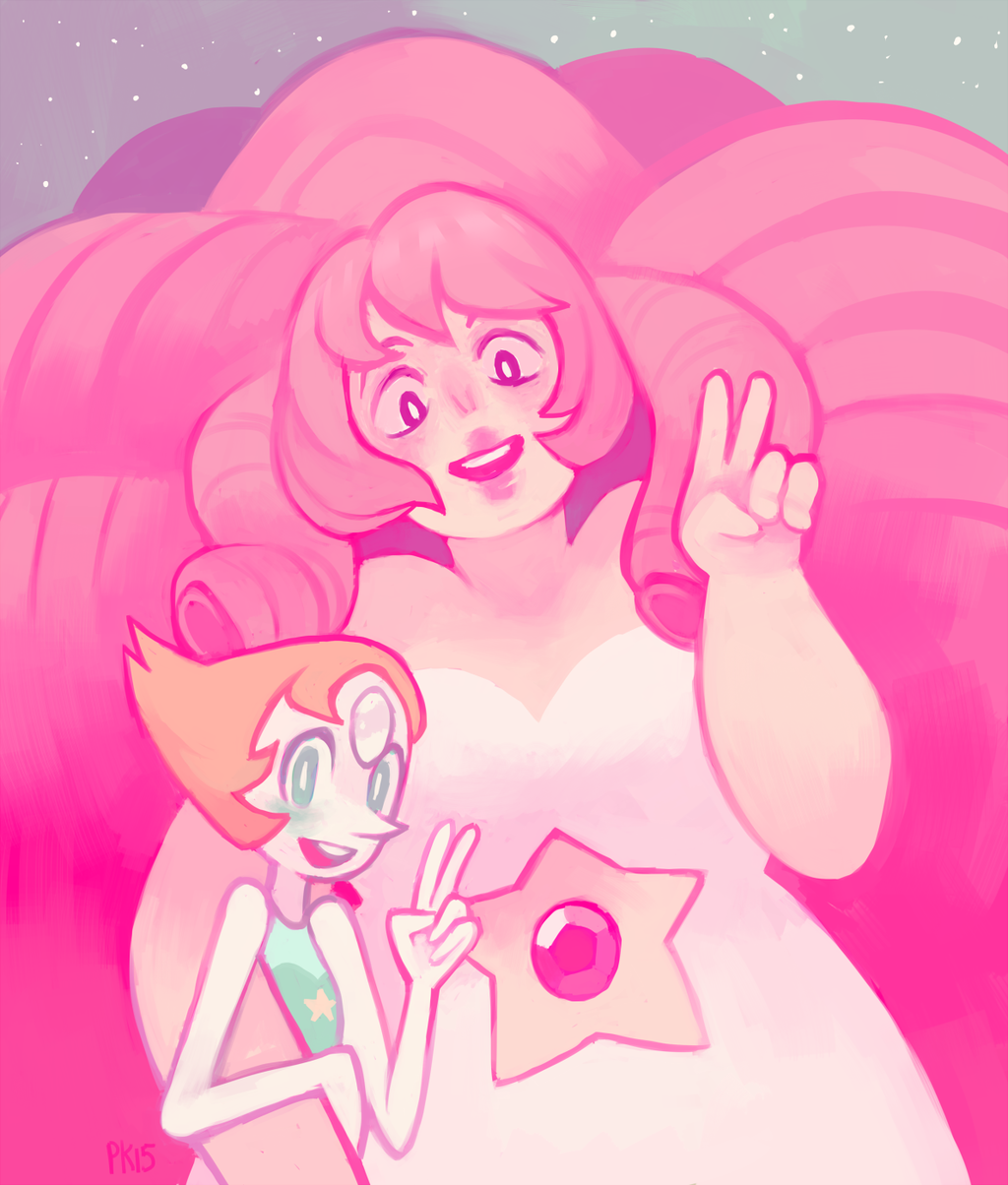 Most recent image: Rose and Pearl