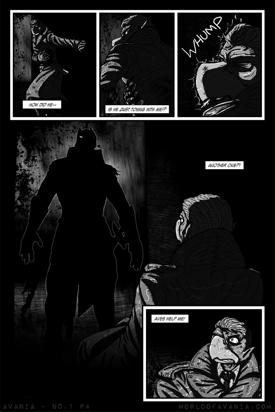 Avania Comic - Issue No.1, Page 4