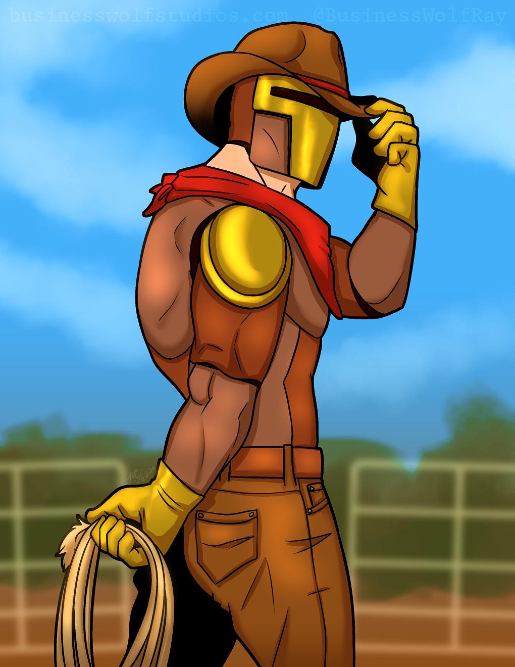 Art Fight: Rodeo Knight [Revenge]