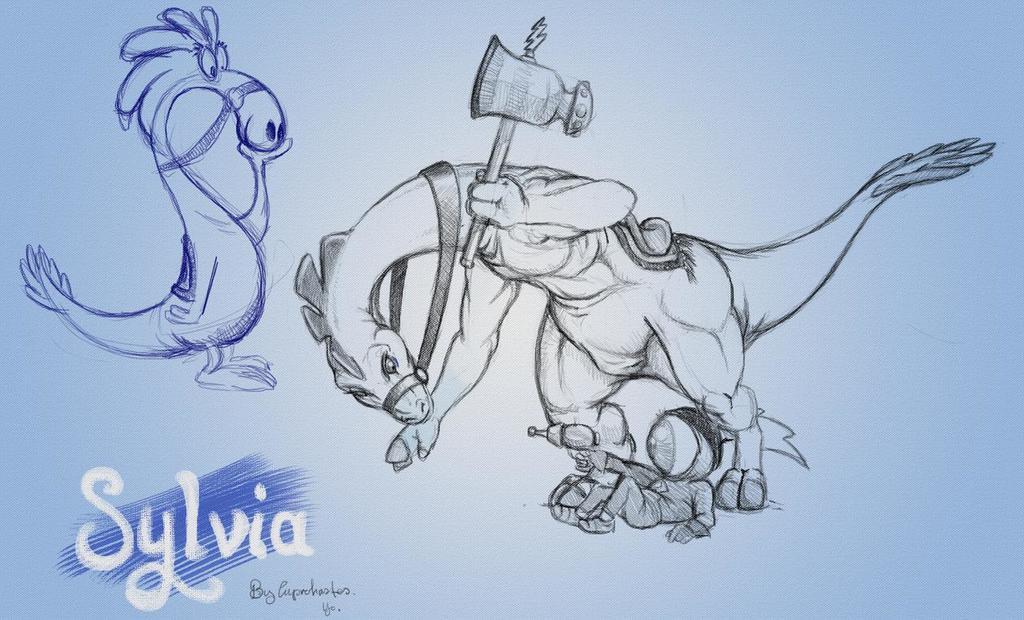 Most recent image: Sylvia