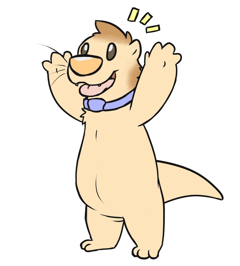 Pup Otter