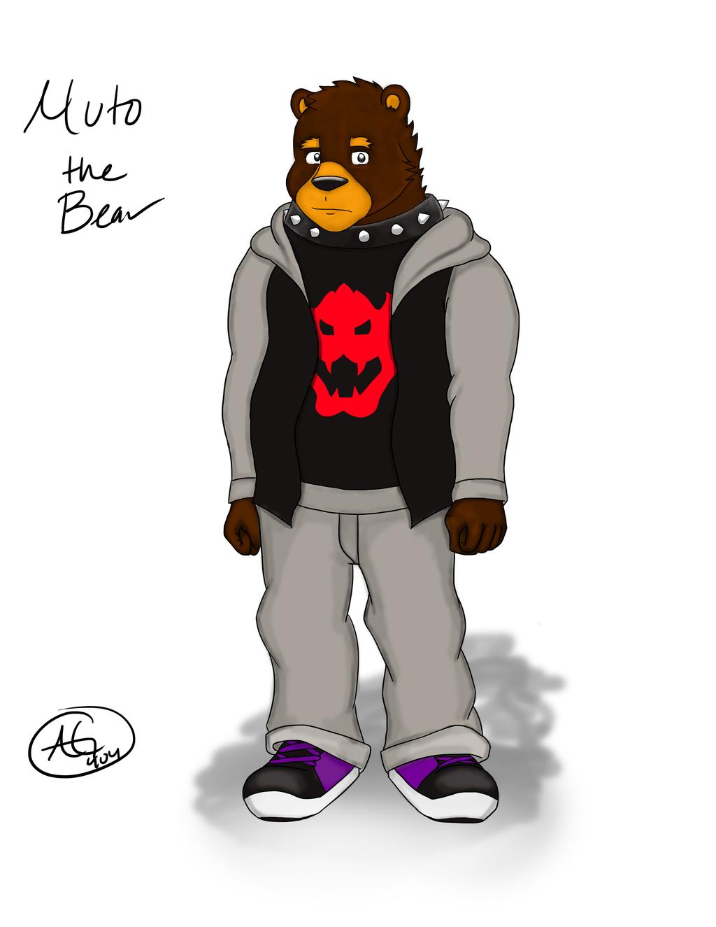 Muto the Bear
