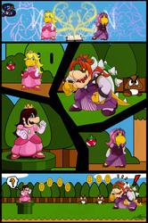 Book of traits - Mario fan fic/ fan art
