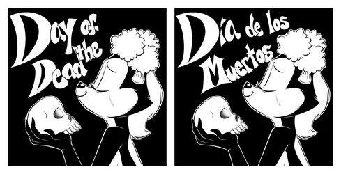 Maria's Day of the Dead [ENG and ESP]