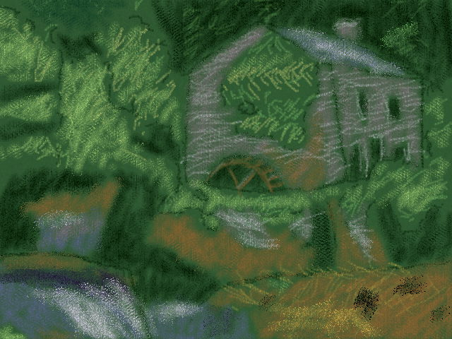Art Academy: Watermill