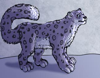 [Sequence]-Wereleopard 8/8