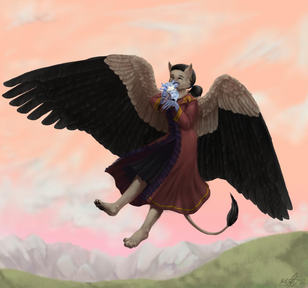 Commission - Hida #1