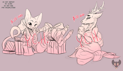 Holiday YCH