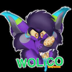 Wolico 2.0  Badge